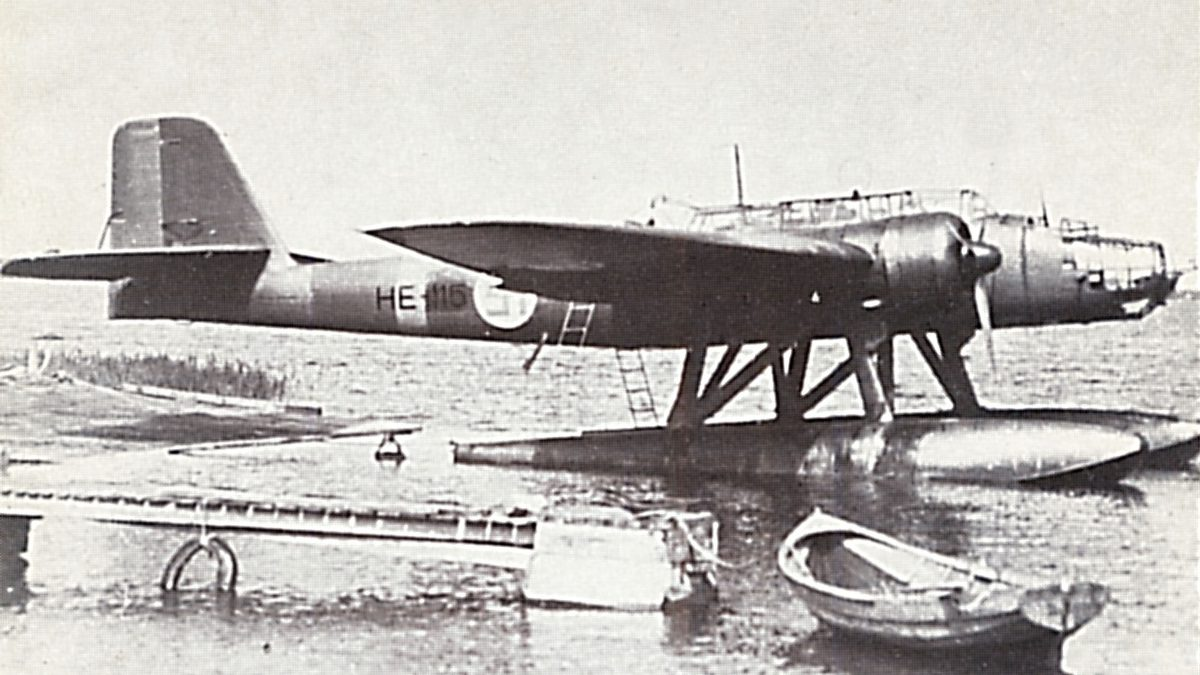 He 115 from Finland