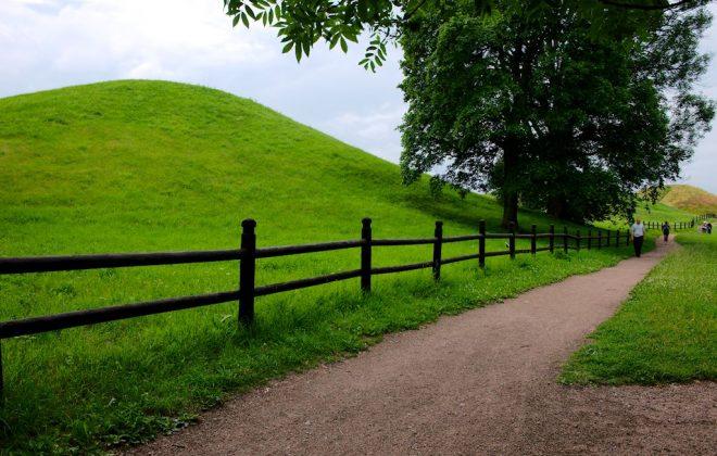 Gamla Uppsala mounds